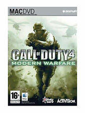 Call of Duty 4: Modern Warfare (PC: Mac, 2007)