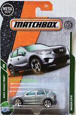 MATCHBOX 2018 MBX ROAD TRIP #24/35 MAZDA CX-5 SILVER