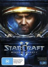 S1 Starcraft Star Craft II 2 Wings of Liberty Pc&mac Game Blizzard Entertainment