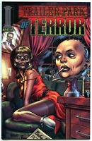 TRAILER PARK OF TERROR #3, NM, Zombies, Decapitation, Face off, Movie