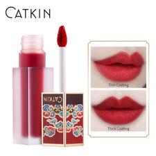 CATKIN Lipstick Lip Gloss Stick Long Lasting Matte Shimmer Moisture Velvet