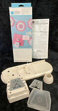Martha Stewart-Martha Stewart Crafts: Circle Edge Punch Starter Set (D3)
