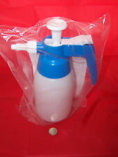 1 Liter Druckpumpzerstäuber für Kaltreiniger Seifen Alkohole etc NBR PP-Pumpe