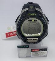 "Timex T5K412, Men's ""Ironman"" Resin 30-Lap Watch, Alarm, Chronograph, Indiglo"