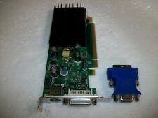 NVIDIA Entry Graphics Card 64MB DDR2 PCI-Express Graphics Video Card SFF VGA DVI