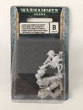 GAMES WORKSHOP WARHAMMER 40,000 40K CHAOS SPACE MARINE NOISE MARINE BLAST MASTER