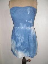 Strapless 100% Silk Dresses for Women