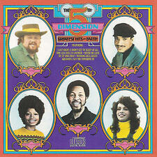 THE 5TH DIMENSION CD - GREATEST HITS ON EARTH - NEW UNOPENED