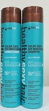 Healthy Sexy Hair Soy Milk Color Safe Shampoo & Conditioner Sulfate Free  10.1
