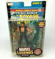 Marvel Legends Series II Action Figure Namor the Sub-Mariner ToyBiz New 2002