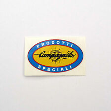 Vintage 1960s, 70s Campagnolo Frame Decal Reproduction