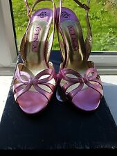 Stunning BNIB Gina Open Toe Shoes UK Size 7