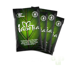 Amazing Total Life Changes Iaso® Detox Weight loss Organic Tea( 1 month supply)