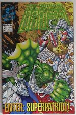 1992 THE SAVAGE DRAGON #2  -   VF/NM                               (INV6623)