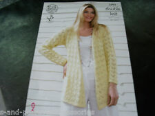 KING COLE Double Knitting Pattern 3692