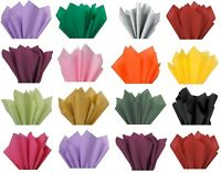 A3 Acid Free Tissue Paper Sheets Gift Wrapping Packaging 20+ Colours