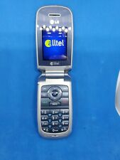 Alltel Lg Ax500 Blue Used Cell Phone