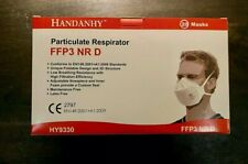 Red Box HANDANHY INDIVIDUALLY SEALED NR D FOLD FLAT PACK OF 20
