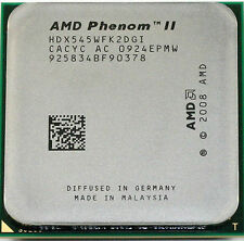 AMD Phenom II X2 545 Callisto Dual-Core 3.0 GHz Socket AM3 Processor