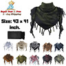 Scarf Wrap Men Army Tactical Desert Veil Arab Military Scarves Cotton Shemagh