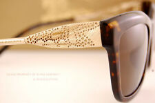 Brand New Burberry Sunglasses BE 4207 3002/73 Havana/Brown For Women