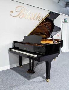YAMAHA C7 GRAND PIANO. AROUND 10 YEARS OLD .  5 YEAR GUARANTEE.  0% FINANCE.