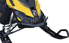 Skinz Flat Black Snowmobile Front Bumper 2013-2018 Ski-Doo XM Chassis