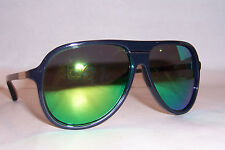 NEW MARC JACOBS SUNGLASSES MJ 514/S MJ514 PJP-Z9 BLUE/GREEN AUTHENTIC