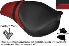 Black&dark Rojo Custom encaja Triumph Bonneville Latina Speedmaster Roadster cubierta