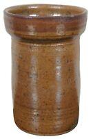 "Sylvia Cline Duryee Mid Century Earthenware Studio Art Pottery Vase Crock 6"""