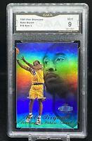 1997 Flair Showcase Kobe Bryant #18 Row 3 - GMA 9