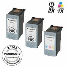 3 PG-50 CL-51 PG50 HY Black & Color Printer Ink Cartridge for Canon PIXMA MP160