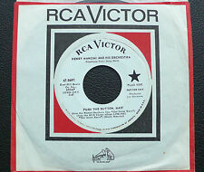 """7"""" Henry Mancini - The Sweetheart Tree (The Great Race) - US RCA Promo"""
