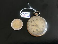 Pocket Watch Antique Mechanical Gold Plated 43MM Faulty - REF51397