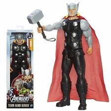 8 X Marvel Avengers TITAN Hero Series 12 Inch Figures