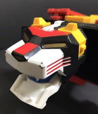 Vintage 1984 VOLTRON BLACK LION WORLD EVENTS LTD ACTION FIGURE Robot Toy
