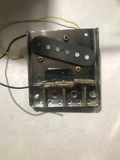 Original Fender Telecaster From 90's Made In Japan Model  Bridge And Pick Up