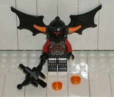 LEGO Nexo Knights Ash Attacker (1x) NEW Minifigure 70320 Aero-Striker