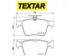2500901 Kit pastiglie freno, Freno a disco (TEXTAR)
