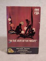 Betamax Beta IN THE HEAT OF THE NIGHT 1967  Sidney Poitier