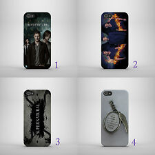SUPERNATURAL WINCHESTER SAM/DEAN HARD PHONE CASE COVER FOR IPHONE/SAMSUNG/HUAWEI