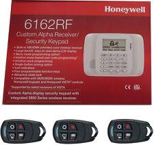 6162RF Fixed English Hardwired Keypad Transceiver + 3  5834-4  Keyfob