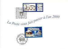 """Pochette """"La Poste vous fait passer l'an 2000"""""""