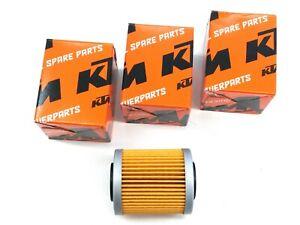 3x New Genuine Husqvarna Oil Filter Kit 16-19 701 Pilen/Enduro/Supermoto #E159