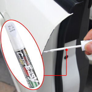 1× Car Paint Repair Pen Scratch Remover Touch Up Clear Coat Applicator Fix Tool