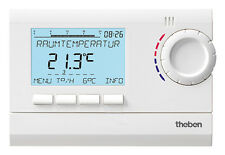 Theben Uhrenthermostat RAM 811 top 2 Heizung Raumthermostat Thermostat Batterie