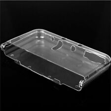 for 3DS XL Covers New High Quality Hard Plastic Crystal Clear Case Shell Skin