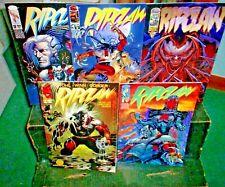 RIPCLAW #1 2 3 4 + Special IMAGE COMICS Set 1995 David Wohl