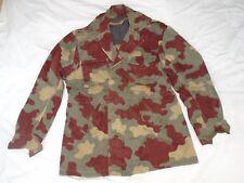 no ww2 mimetica  M29  Battaglione S Marco  giacca + fodera termica   1987