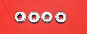 4 x Radlager für Honda Rasenmäher HR215, HRB536, und andere, 91102-960-010